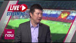 [TRỰC TIẾP] BLV Quang Huy bình luận trận đấu U23 Việt Nam - U23 Indonesia