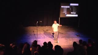 Black Ice - Love poem - Live bij Literaturia, Noorderzon 16-8-2013