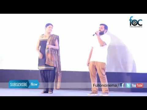 "Santhosh Narayanan Live Performance On stage at ""36 Vayadhinile"" Audio Launch"