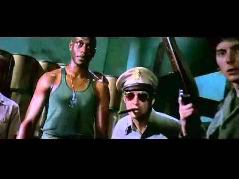 Sonny Chiba 2: Sonny Chiba vs black guy
