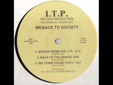 Ink Town Posse - Words From The I.T.P. (1992)