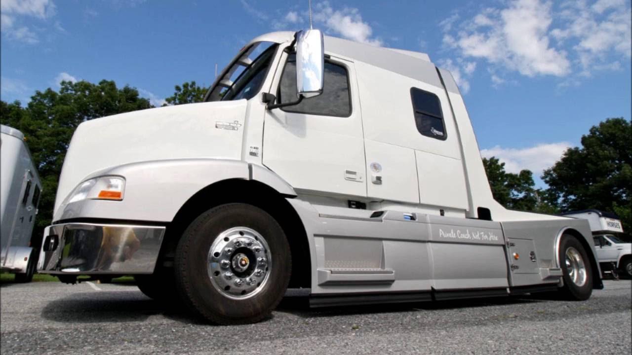 medium resolution of freightliner 5th wheel hauler