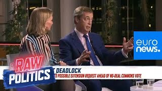 MEPs react to possible extension of Brexit deadline | Raw Politics