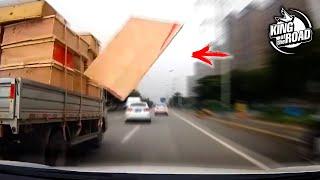 Что может пойти не так?  #5 Неожиданные ситуации на дороге.