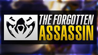 THE FORGOTTEN ASSASSIN | No Love Shown - League of Legends
