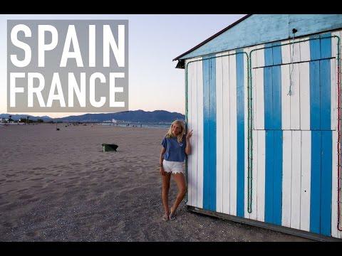 SPAIN & FRANCE - TRAVEL DIARY 2016