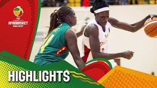 Mali v Cameroon - Highlights - FIBA Women's AfroBasket 2017