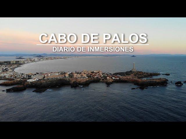 Cabo de Palos. Diario de Inmersiones