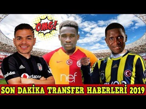Transfer Haberleri 2019 🔥 Galatasaray-Beşiktaş-Fenerbahçe