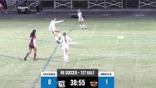Varsity Girls Soccer: Tavares at Wekiva