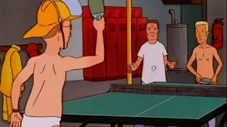 King of the Hill - Bill Gets Stuck in the Fire Pole