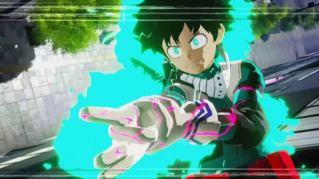 My Hero Academia: One's Justice - Midoriya vs Bakugou ...