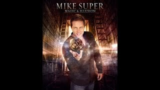 'America's Got Talent' Finalist Mike Super LIVE on Stage!!