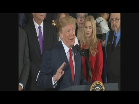 President Trump declares opioids a public health emergency