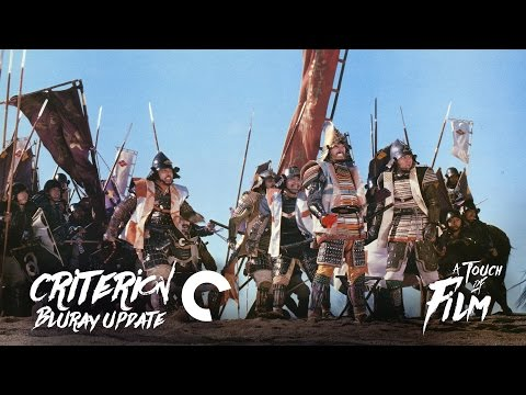Criterion Update -  Kagemusha and more!