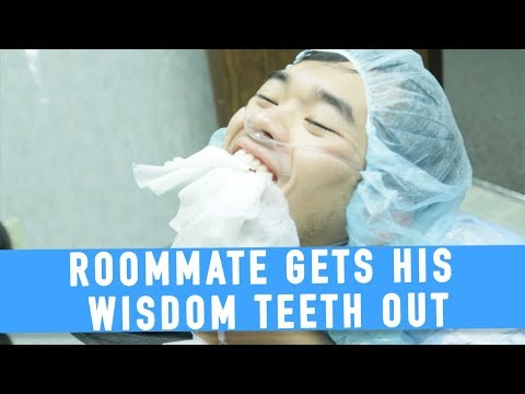 My Roommate Got His Teeth Pulled and I Was Responsible for the Aftermath! | Moment With Blake