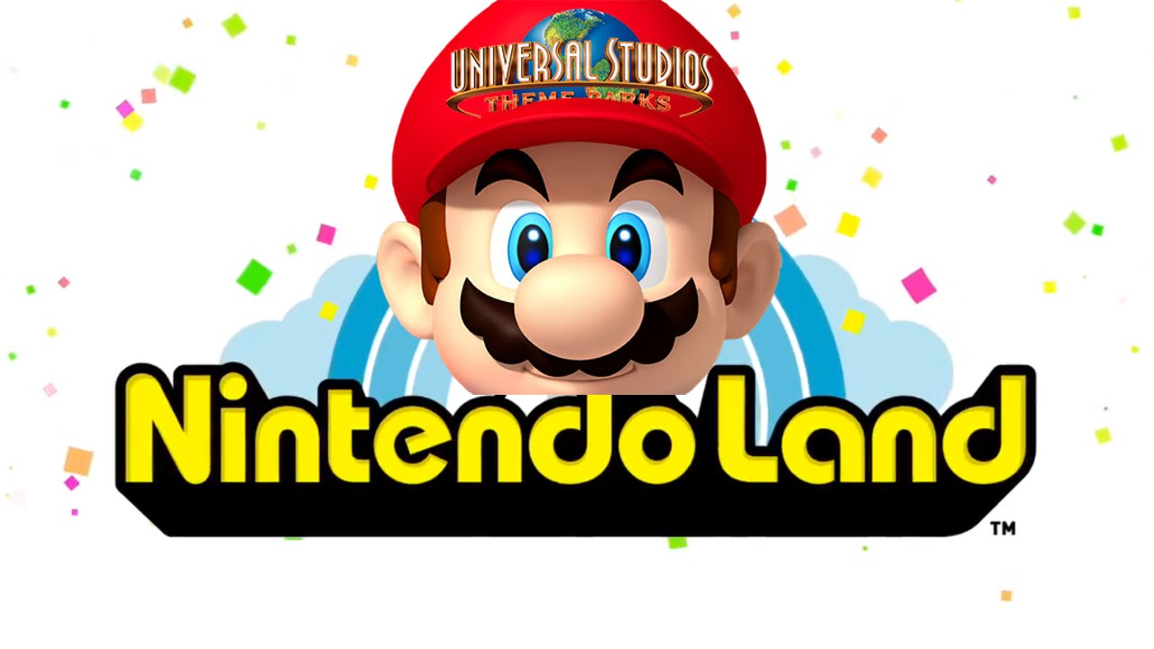 Nintendo Themed Rides Coming To Universal Studios - YouTube