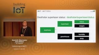 Dominik Obermaier & Jens Deters: Einführung in MQTT