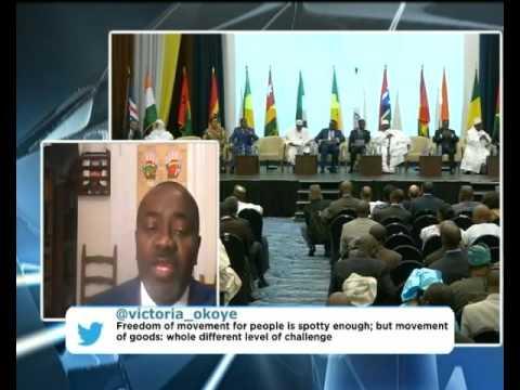 Africa Today on ECOWAS at 40 with Gnaka Lagoke and Innocent Chukwuma