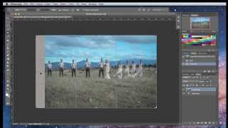 Lesson 32 - How to Extend the Background in Photoshop using Content Aware Fill