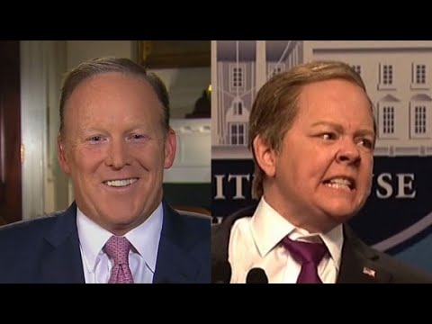 Thumbnail: Spicer on SNL: A lot of it was over the line