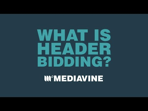 What is Header Bidding? | Go For Teal