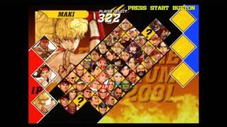 Capcom vs SNK 2 pt. 2