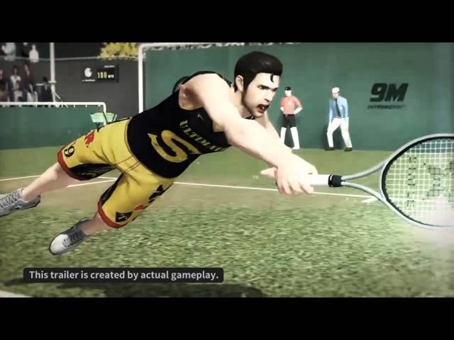 Ultimate Tennis Official Trailer