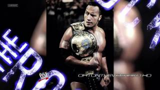 "WWE 2003: The Rock 18th Heel Theme Song - ""Is Cooking/It"