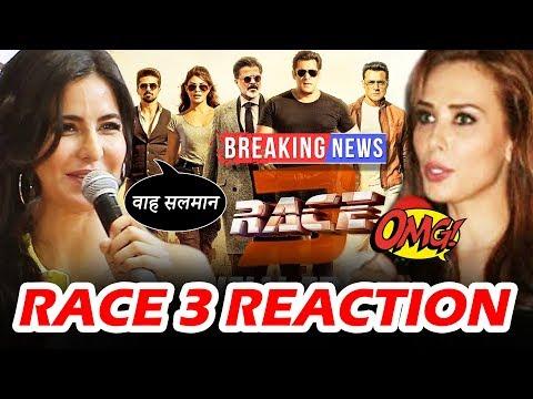 Katrina Kaif And Salman's Ladylove lulia Vantur Comments On Race 3 Trailer thumbnail