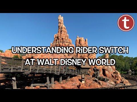 Understanding Rider Switch