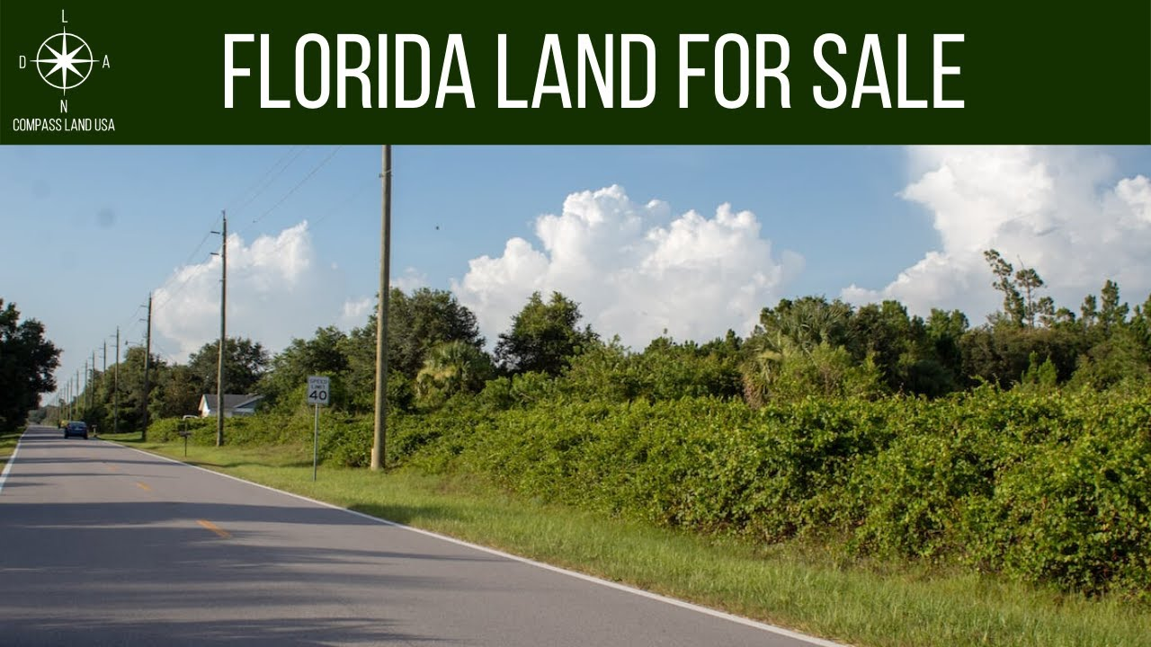 SOLD By Compass Land USA - 0.34 Acres Land for Sale in Punta Gorda Charlotte County Florida