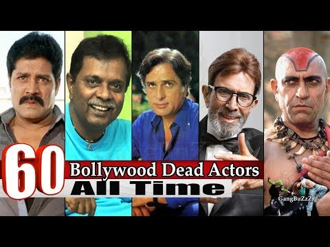 Dead Bollywood Actors - 60 Popular Dead Bollywood Actors | B