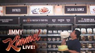Amazing New Amazon Grocery Store