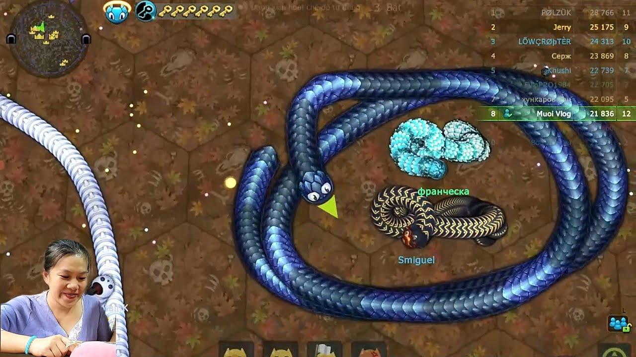 @Mẹ Xí Muội làm rắn khổng lồ đi tìm kiếm vương miện 🐍 Little Big Snake ❤️ Muội Vlog Tập 47 ❤️