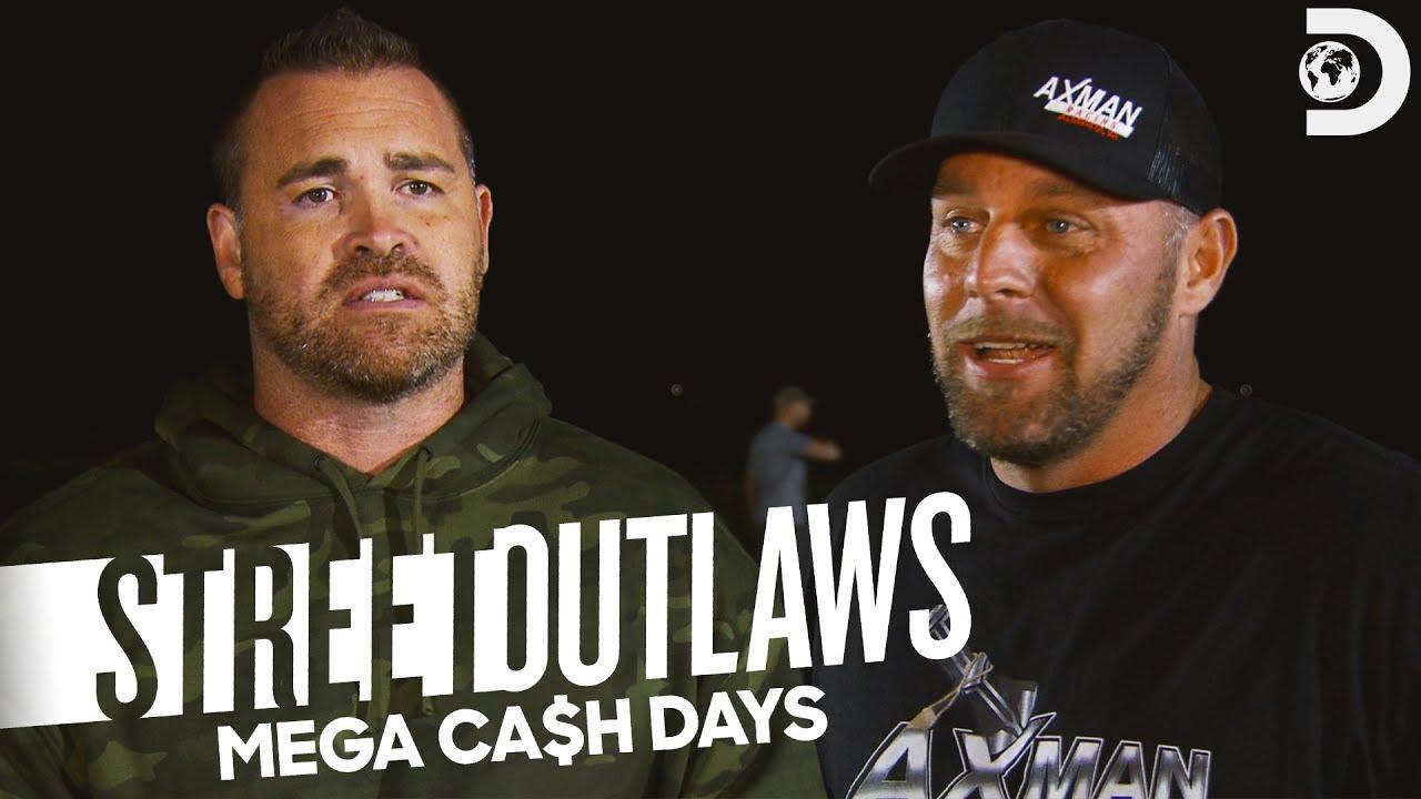 Download Ryan vs. Axman | Street Outlaws: Mega Cash Days