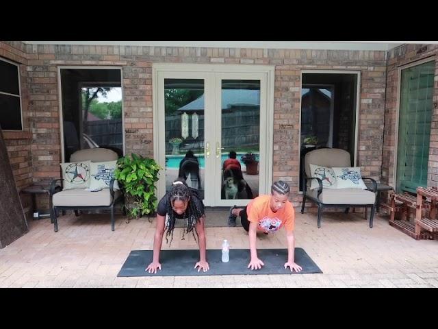 Active Kids Strength & Cardio Compilation!