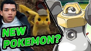 The Detective Pikachu Movie 2019 Could Have NEW Gen 8 Pokemon Revealed!