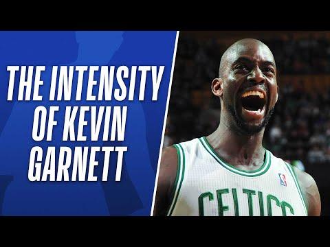 The Intensity of Kevin Garnett