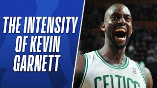 The Intensity of Kevin Garnett