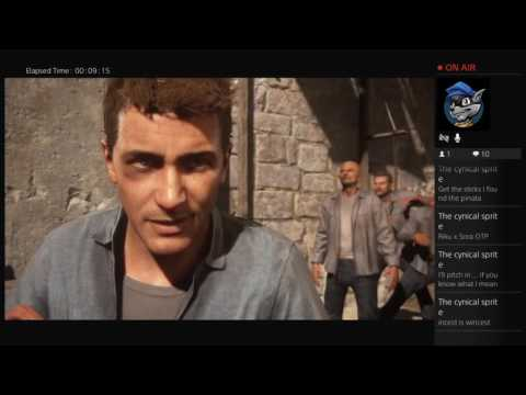 Uncharted 4 w/ SG Small Child