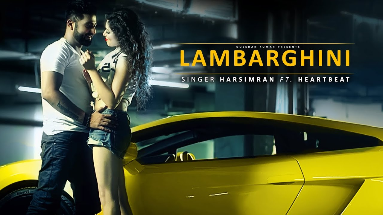 Harsimran Lambarghini Full Video Heartbeat Latest Punjabi Song