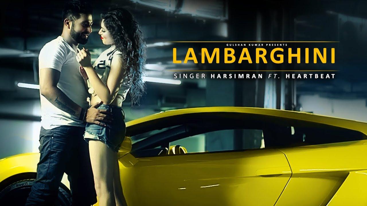 Harsimran Lambarghini (full Video) Heartbeat  Latest