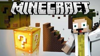 [GEJMR] Minecraft Minihry - Lucky Race - Mario! Jirka a Kelo