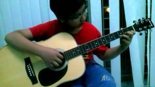 Kiss The Rain - Guitar