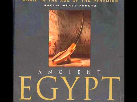 Music in the Age of the Pyramids, H. 567— Ensemble Hathor / Rafael Pérez Arroyo (c.).