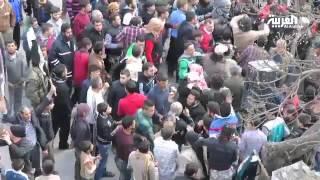 """حرب """"الأعلام"""" في سوريا بين الثوار ومؤيدي جبهة النصرة"""