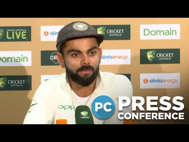 'Our bowlers are fitter and faster' - Kohli
