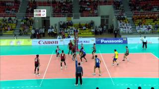 27th SEA GAMES MYANMAR 2013 - Volleyball M 13/12/13