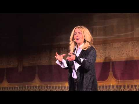 How to Change the World With Love: Joey Adler at TEDxMontrealWomen